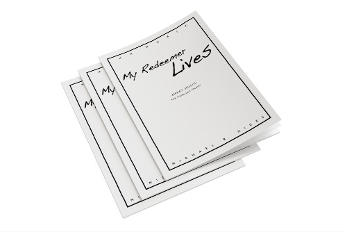 Michael Hicks My Redeemer Lives Sheet Music